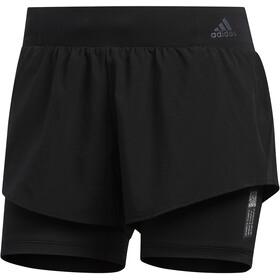 "adidas Adapt Shortsit 3"" Naiset, black"